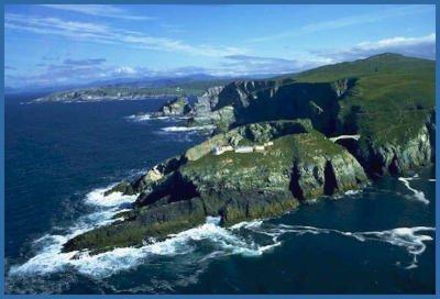 Mizen Head, Ireland's Most Southwesterly Point
