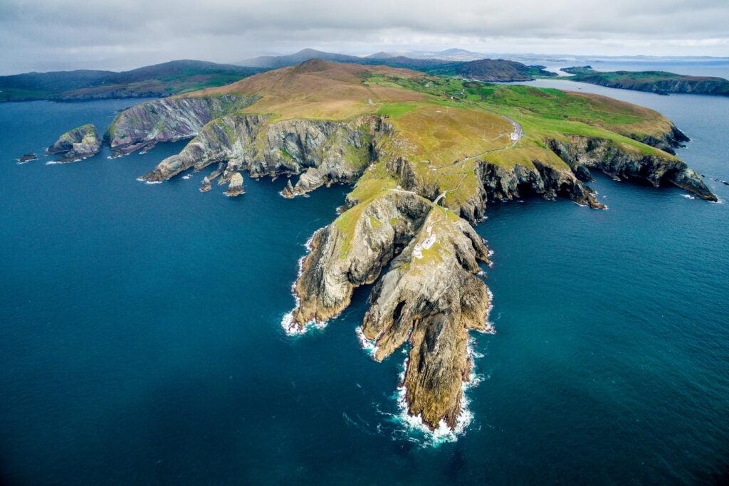 Mizenhead, Ireland's most southerly point